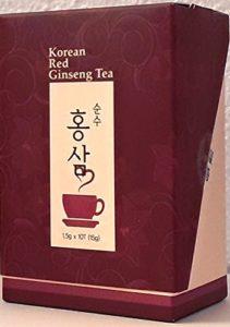 Ginseng Tee bestellen