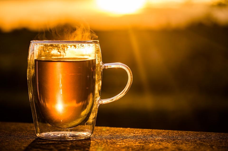 Ginseng Tee